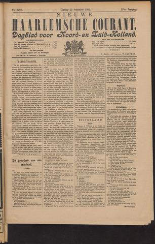 Nieuwe Haarlemsche Courant 1902-09-23