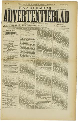 Haarlemsch Advertentieblad 1889-09-14