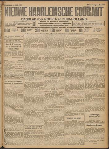 Nieuwe Haarlemsche Courant 1913-08-28