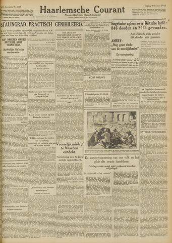 Haarlemsche Courant 1942-10-09