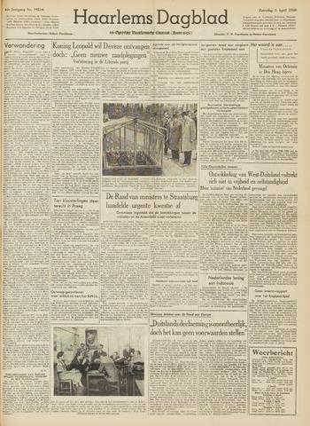 Haarlem's Dagblad 1950-04-01