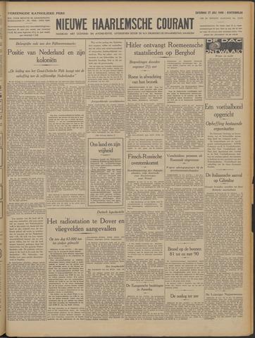 Nieuwe Haarlemsche Courant 1940-07-27