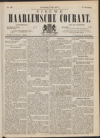 Nieuwe Haarlemsche Courant 1877-05-03