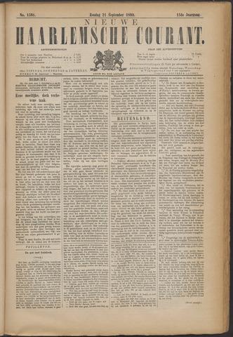 Nieuwe Haarlemsche Courant 1890-09-21