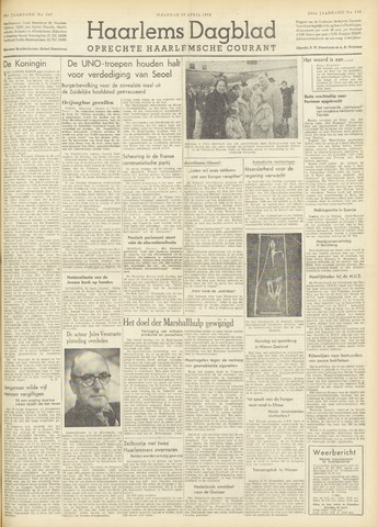 Haarlem's Dagblad 1951-04-30