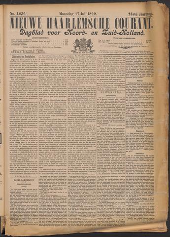 Nieuwe Haarlemsche Courant 1899-07-17