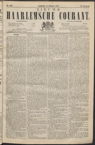 Nieuwe Haarlemsche Courant 1881-02-24