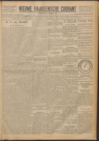 Nieuwe Haarlemsche Courant 1928-03-08