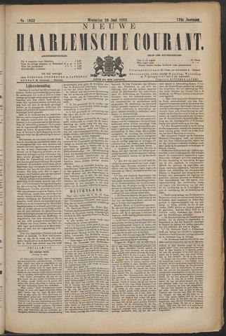 Nieuwe Haarlemsche Courant 1892-06-29