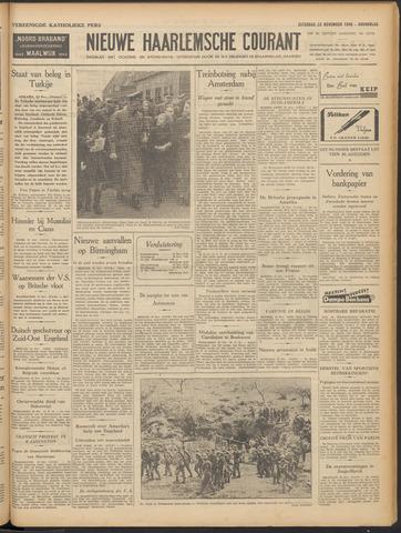 Nieuwe Haarlemsche Courant 1940-11-23