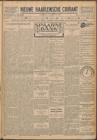 Nieuwe Haarlemsche Courant 1930-08-23