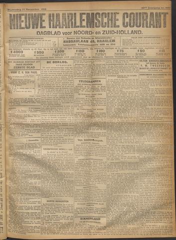 Nieuwe Haarlemsche Courant 1915-11-17
