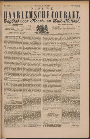 Nieuwe Haarlemsche Courant 1898-07-07