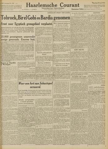 Haarlemsche Courant 1942-06-22