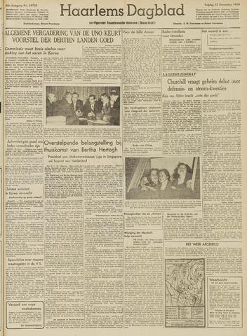 Haarlem's Dagblad 1950-12-15