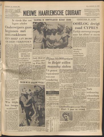 Nieuwe Haarlemsche Courant 1964-01-29