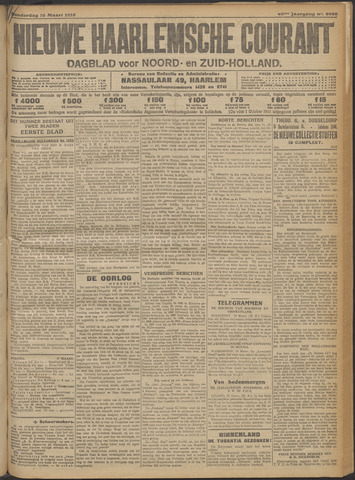 Nieuwe Haarlemsche Courant 1916-03-16