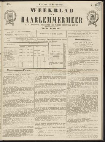 Weekblad van Haarlemmermeer 1864-09-02