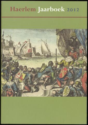 Jaarverslagen en Jaarboeken Vereniging Haerlem 2012