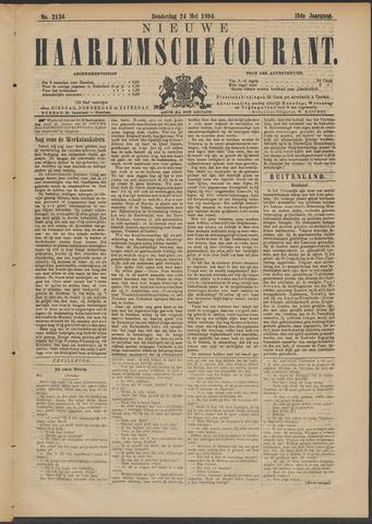 Nieuwe Haarlemsche Courant 1894-05-24