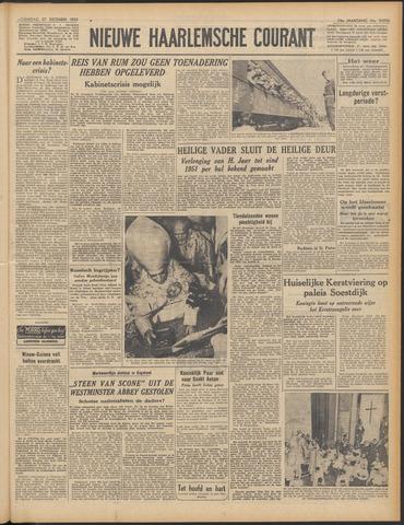 Nieuwe Haarlemsche Courant 1950-12-27