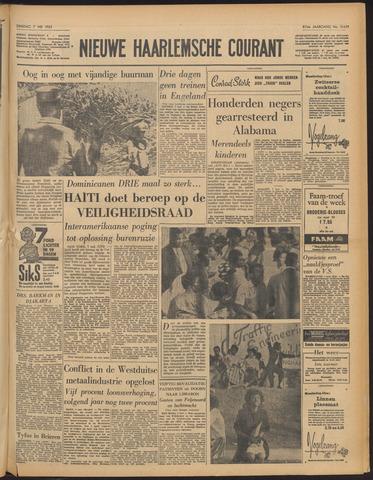 Nieuwe Haarlemsche Courant 1963-05-07