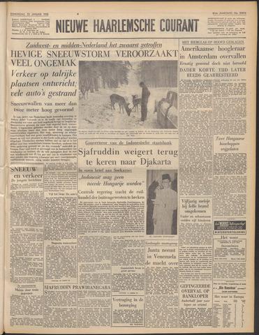 Nieuwe Haarlemsche Courant 1958-01-23