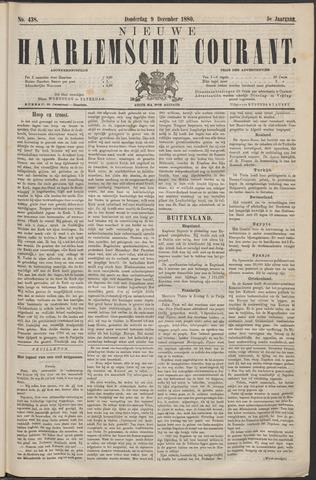 Nieuwe Haarlemsche Courant 1880-12-09