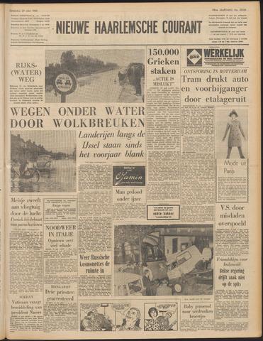 Nieuwe Haarlemsche Courant 1965-07-27