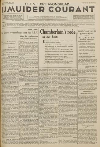 IJmuider Courant 1938-09-28