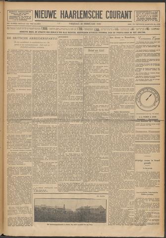 Nieuwe Haarlemsche Courant 1930-02-28