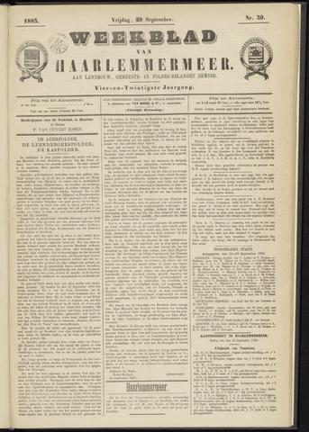Weekblad van Haarlemmermeer 1883-09-28