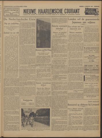 Nieuwe Haarlemsche Courant 1940-08-05