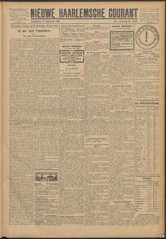 Nieuwe Haarlemsche Courant 1924-09-11