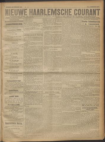 Nieuwe Haarlemsche Courant 1919-02-28