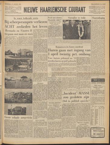 Nieuwe Haarlemsche Courant 1960-01-21