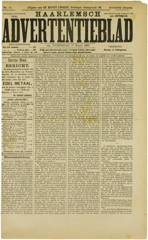 Haarlemsch Advertentieblad 1895-03-27