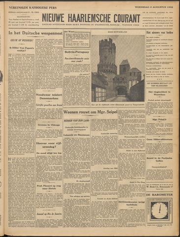 Nieuwe Haarlemsche Courant 1932-08-03