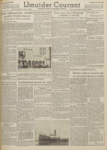 IJmuider Courant 1948-04-12