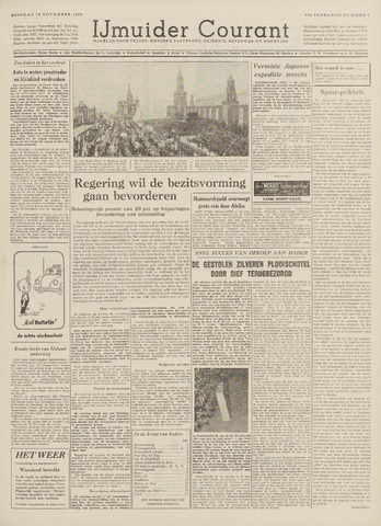 IJmuider Courant 1959-11-10