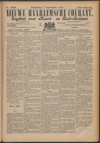 Nieuwe Haarlemsche Courant 1905-09-07
