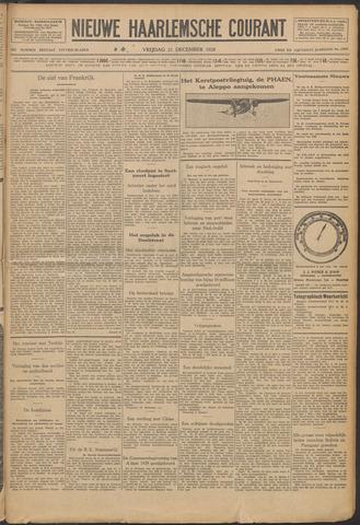 Nieuwe Haarlemsche Courant 1928-12-21