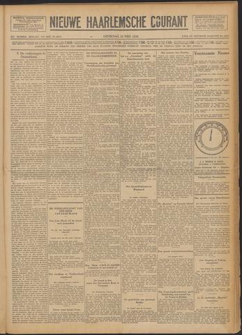 Nieuwe Haarlemsche Courant 1928-05-22