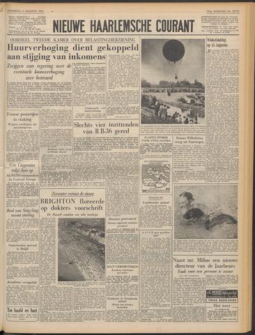Nieuwe Haarlemsche Courant 1953-08-06