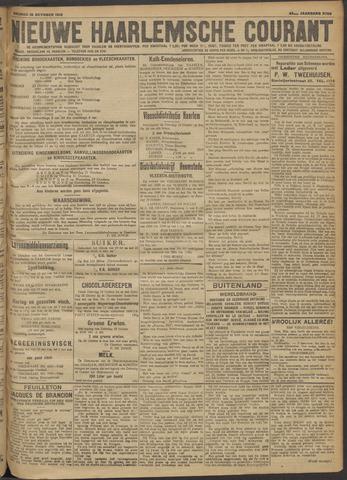 Nieuwe Haarlemsche Courant 1918-10-18