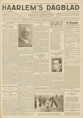 Haarlem's Dagblad 1935-08-16