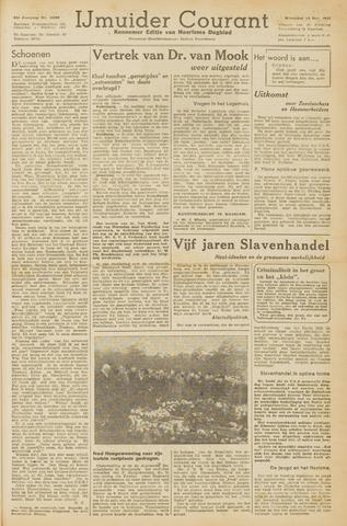IJmuider Courant 1945-12-12