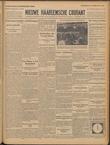 Nieuwe Haarlemsche Courant 1933-02-15
