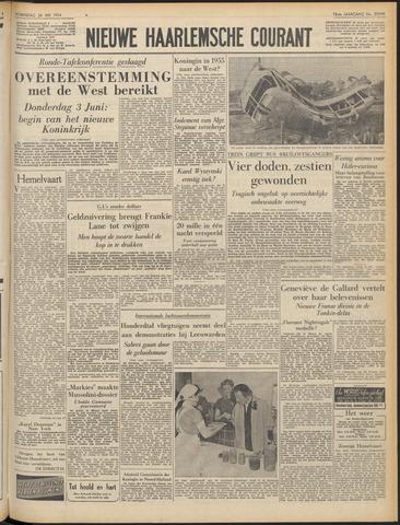 Nieuwe Haarlemsche Courant 1954-05-26