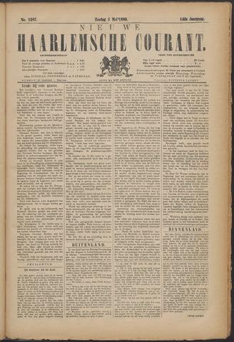 Nieuwe Haarlemsche Courant 1889-05-05